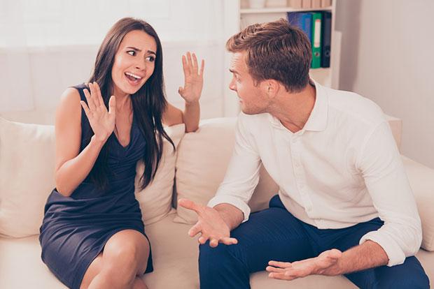 ฉันรักสามีแต่ฉันไม่ชอบเขา