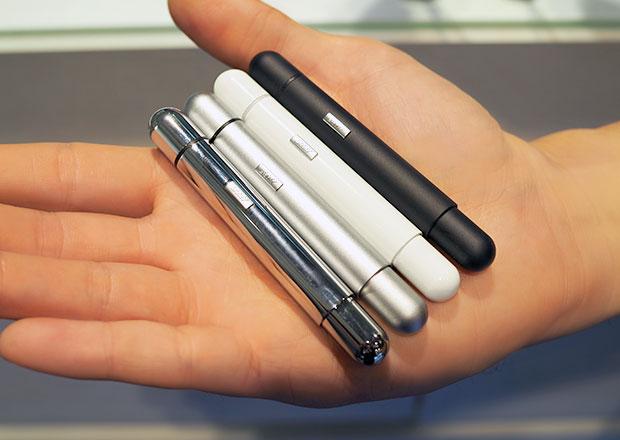 ปากกาด้ามกะทัดรัด LAMY