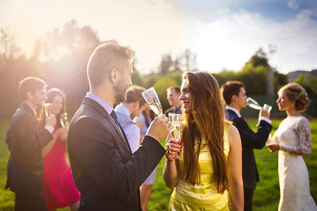สิ่งที่ไม่ควรสวมใส่ไปในงานแต่งงาน