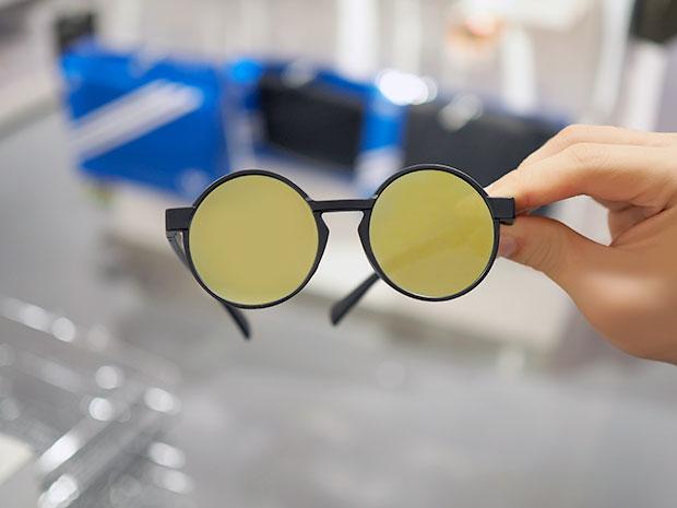 แว่นกันแดด แบรนด์ YOSHIAKI