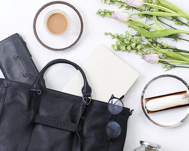 Longchamp 3D กระเป๋าใบโปรดที่แฟชั่นนิสต้าต้องมี