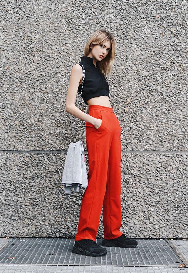 Nun Bangkok Top, Chiquelle Pants, Nun Bangkok Shoes