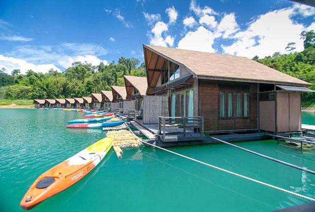 จองที่พัก 500 Rai Floating Resort