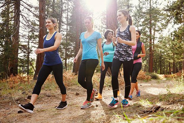 ผู้ที่เดินเร็วจะมีสุขภาพแข็งแรงกว่าผู้ที่เดินช้า
