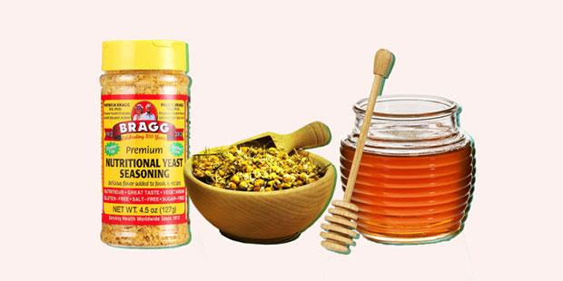 มาสก์น้ำผึ้ง