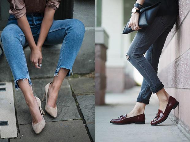 รองเท้า 5 สไตล์หลากหลายฟังชั่นก์ที่ใส่ได้ตลอดทั้งปี