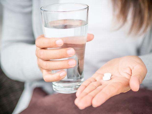รับประทานยาแก้ปวดทำให้การมีประจำเดือนแย่ลง