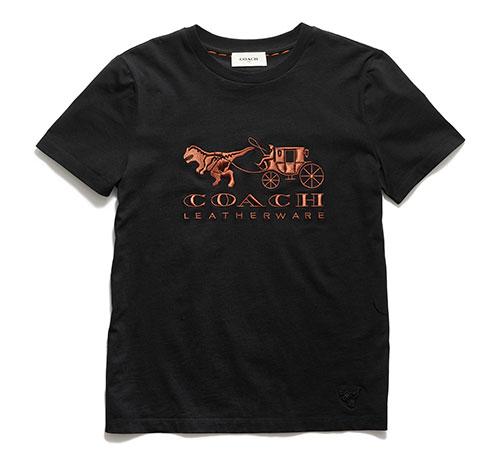 เสื้อยืด Coach