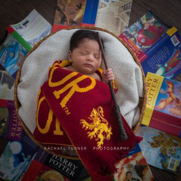 ทารก Harry Potter