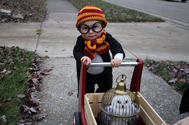 แฮร์รี่ พอตเตอร์เด็ก