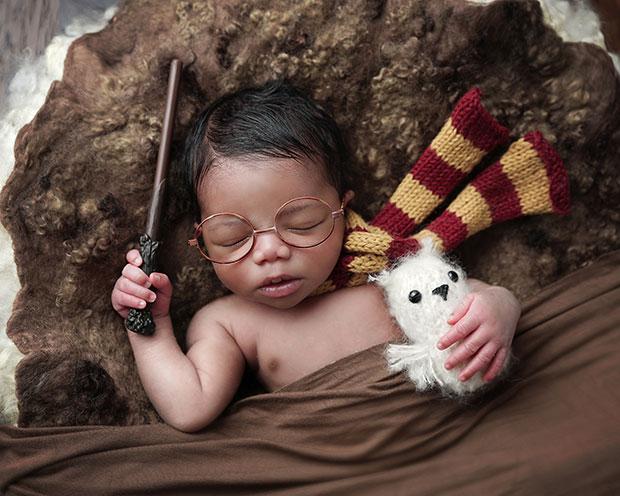 แฮร์รี่ พอตเตอร์ ทารก