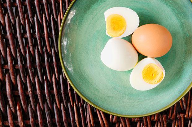 ไข่ต้มช่วยลดน้ำหนักได้ถึง 24 ปอนด์ (10 กิโลกรัม) ภายใน 2 สัปดาห์