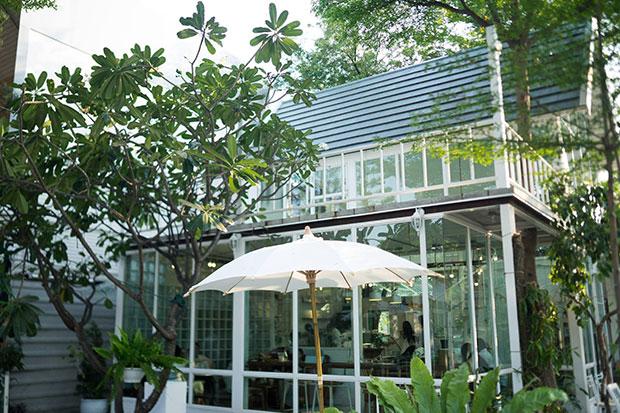 ร้าน Hookrajong Café