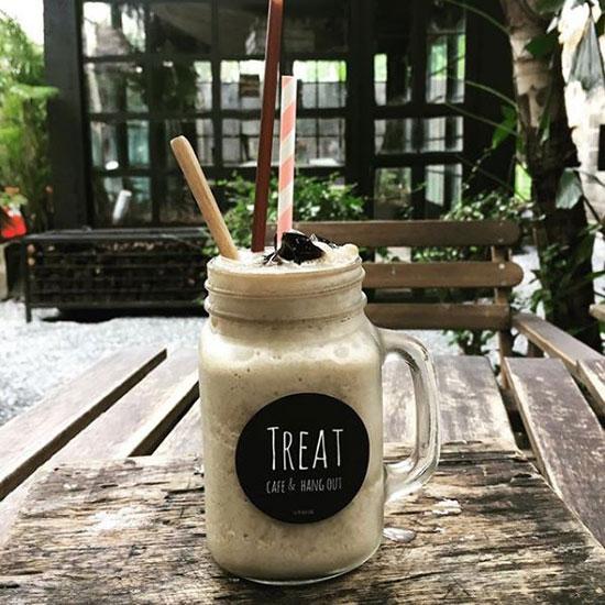 เครื่องดื่ม Treat Café & Hang Out