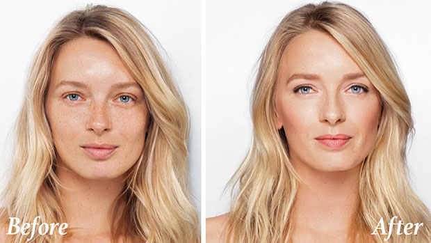 how to look 10years younger with makeup