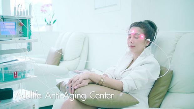 ADDLIFE Anti Aging Center ผู้เชี่ยวชาญด้านเวชศาสตร์แห่งการชะลอวัย