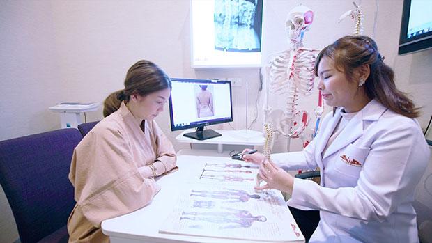 Ariya Wellness Center สถาบันปรับโครงสร้างร่างกาย