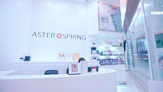 Asterspring ศูนย์สุขภาพผิว