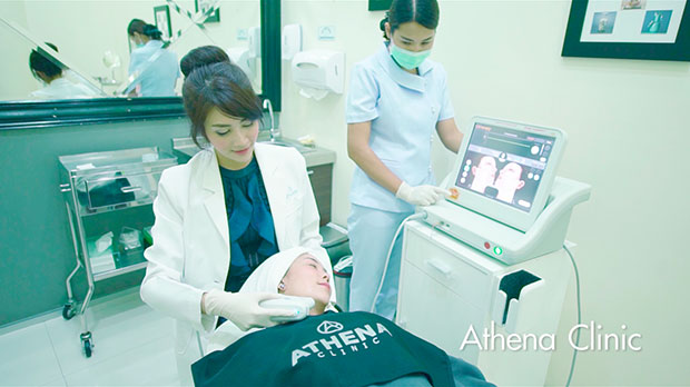 Athena Clinic ผู้เชี่ยวชาญนวัตกรรมความงาม