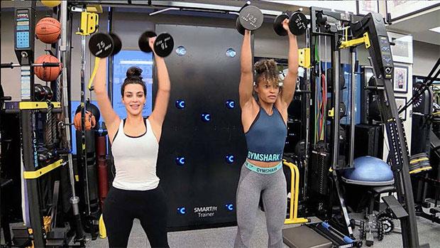 ครูฝึกของคิม คาร์ดาเชียน กับแผนออกกำลังกาย