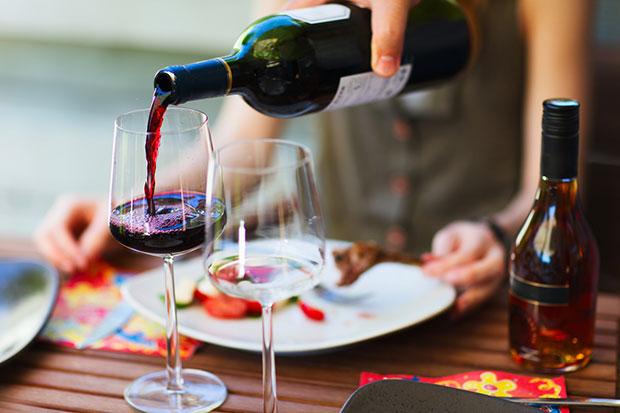จับคู่ไวน์กับอาหารอย่างมืออาชีพ