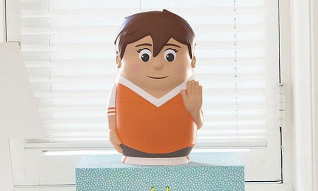 ตุ๊กตาข้ามเพศเพื่อสอนเรื่องความหลากหลายด้านเพศ