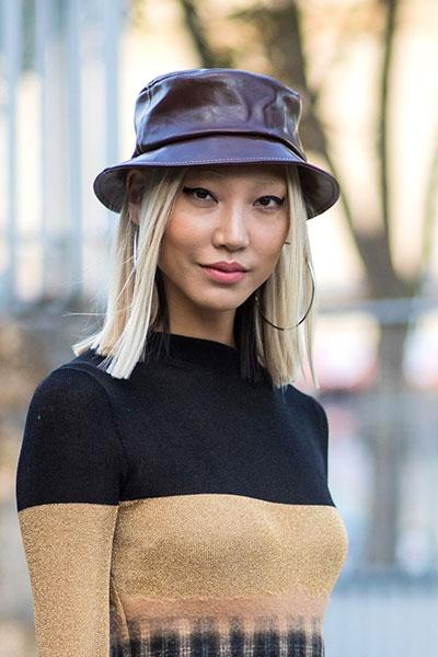 หมวกบักเก็ตหรือหมวกปีกแคบ เทรนด์แฟชั่นที่เอ้าท์แล้ว