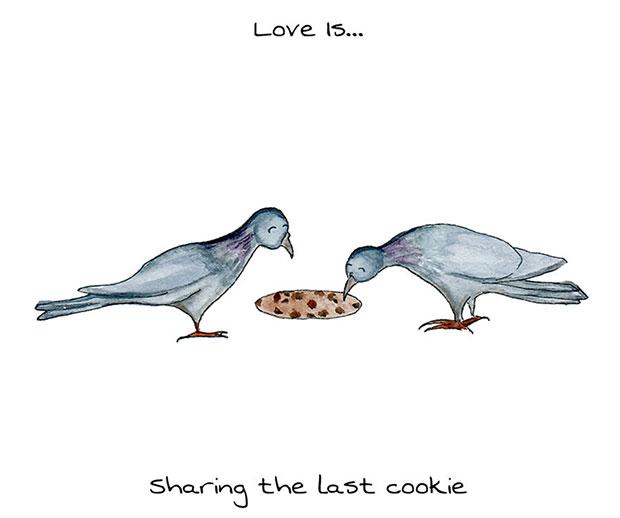 ความรักคือ