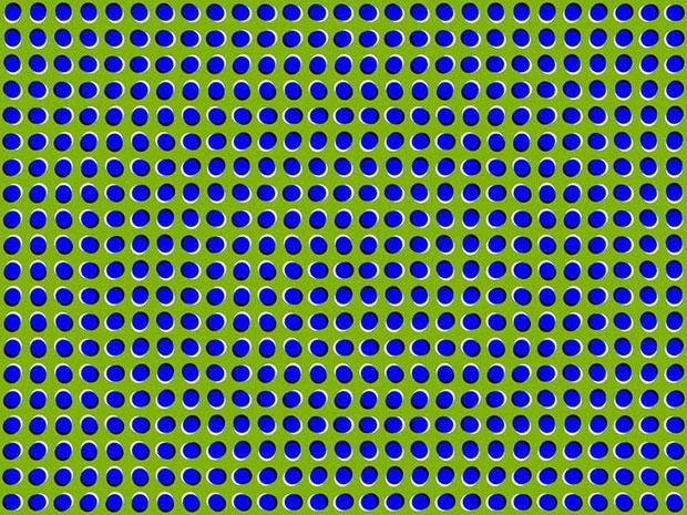 ภาพลวงตาที่พิสูจน์ว่าสมองของคนเราก็เล่นตลกได้
