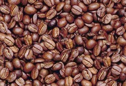 ภาพลวงตาเมล็ดกาแฟ