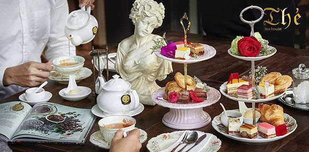ร้านชา Thé Tea House