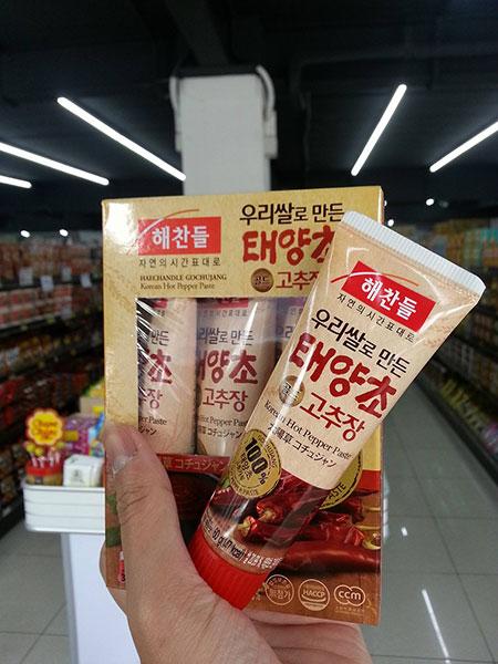 K Market โกชูจัง แบบหลอด