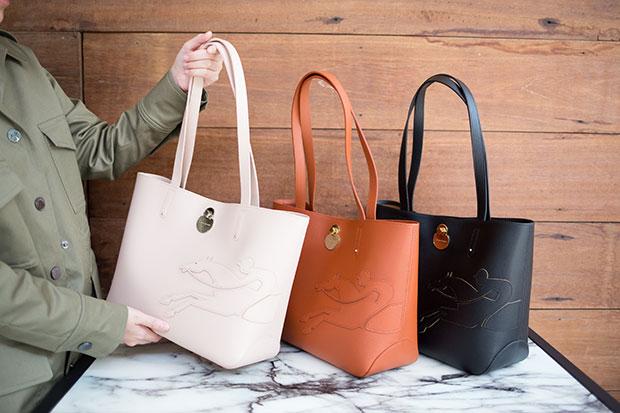 กระเป๋ารุ่น Shop It จาก Longchamp