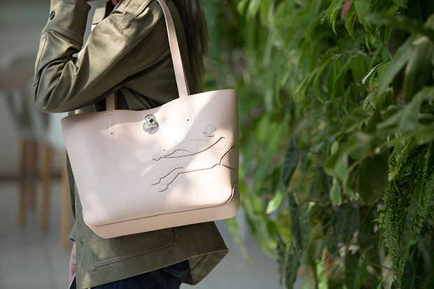 ของเยอะแค่ไหนก็เป๊ะ ด้วยกระเป๋ารุ่น Shop It จาก Longchamp