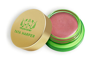ลิปสติก Tata Harper Volumizing Lip กับ Cheek Tint