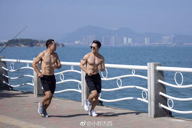 หุ่นดีจากการออกกำลังกาย