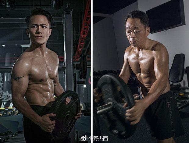 ออกกำลังกาย 6 เดือนจนหุ่นเฟิร์ม