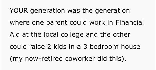เกิดเป็นประชากรยุคมิลเลนเนียลช่างลำบากเหลือเกิน