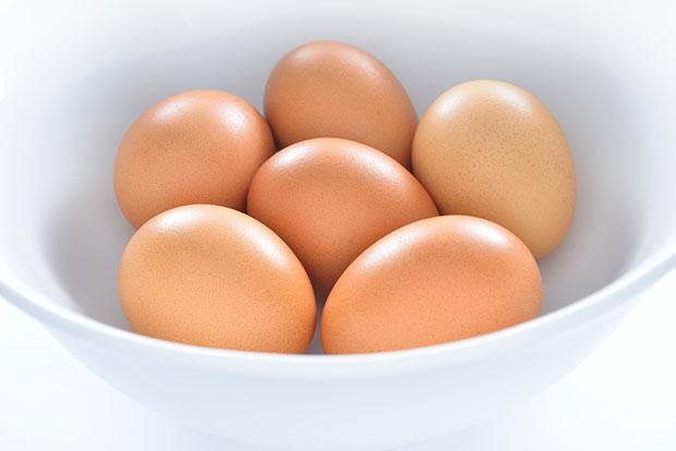 ไข่ทำให้ผมสวยหนาขึ้น