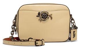Tea Rose Glossy Glovetan Camera Bag