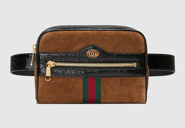 กระเป๋าคาดเอวรุ่นเล็ก Ophidia ของ Gucci