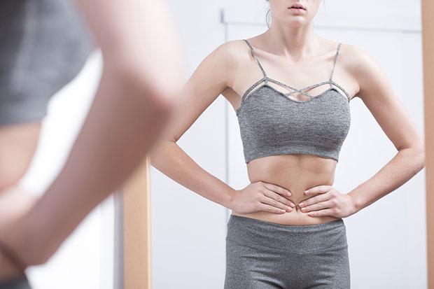 โรคทางจิตที่คิดว่าตนเองอ้วน ไม่สวย มีข้อบกพร่อง