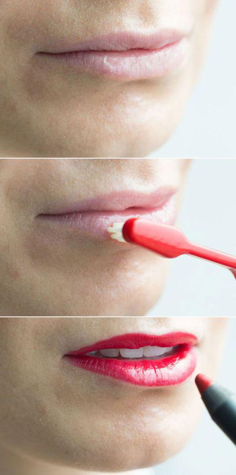 วิธีทำให้ริมฝีปากดูอวบอิ่มอย่างเป็นธรรมชาติ