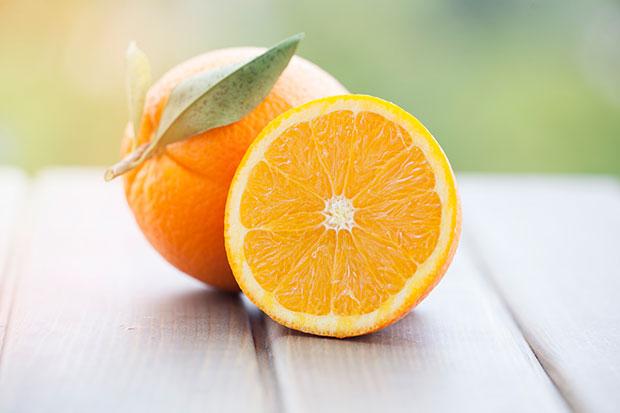 ผลไม้ตระกูลส้มทำให้ผิวพรรณเปล่งปลั่ง