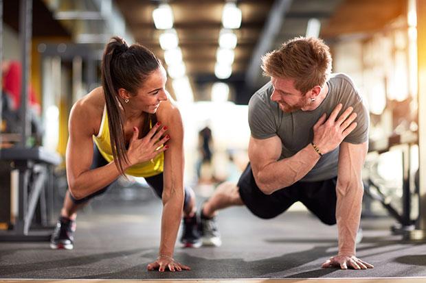 คนที่ออกกำลังกายประจำคิดว่ารอดจากโรคหัวใจหรือ