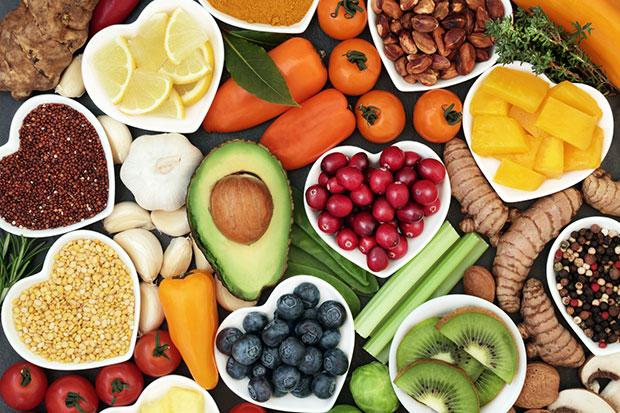 วิธีเลือกรับประทานอาหารเพื่อบำรุงหัวใจ