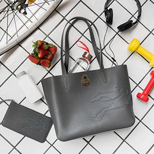 กระเป๋า Longchamp Shop it
