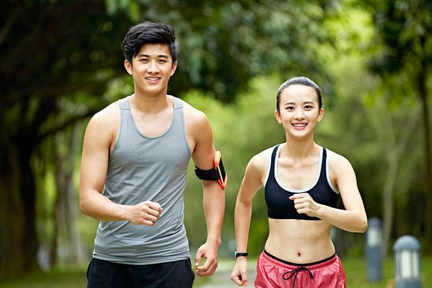 การวิ่งทุกวันส่งผลอย่างไรต่อร่างกาย