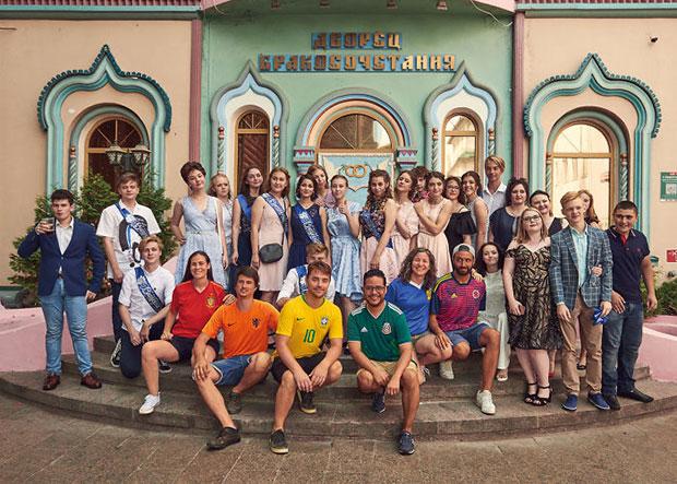 ประท้วงกฎหมายต่อต้านการรักร่วมเพศในรัสเซีย กลุ่ม LGBT 6