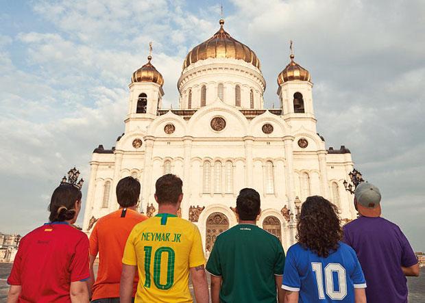 ประท้วงกฎหมายต่อต้านการรักร่วมเพศในรัสเซีย
